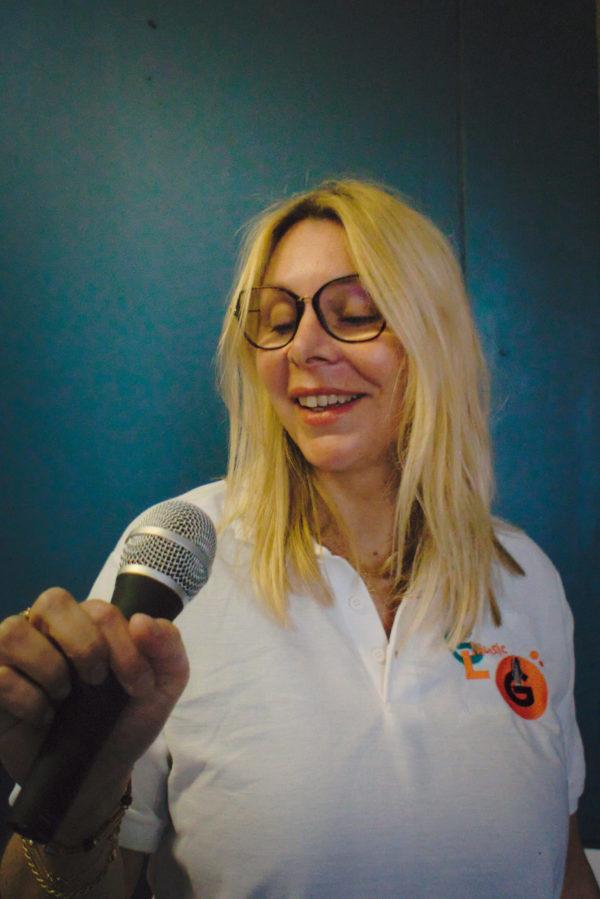 Florence - Professeur de chant à Compiègne - Groove Lab Compiègne
