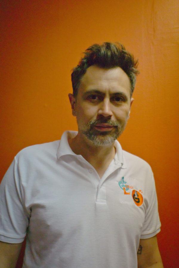 Philippe - Professeur de Guitare Basse à Senlis - Groove Lab Senlis